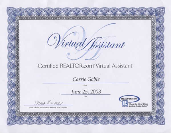 Real Estate Virtual Assistant - RealSupport Inc.