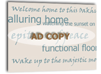 Real Estate Virtual Assistant - Ad Copy Samples
