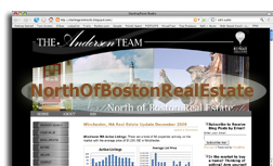 north of boston real estate blog